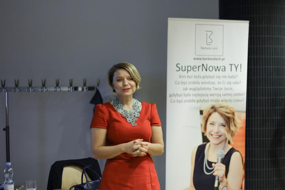 AGORA BYTOM Stylowa bizneswoman