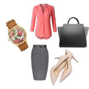 Poznaj tajniki idealnego stylu – kobiecy smart casual.