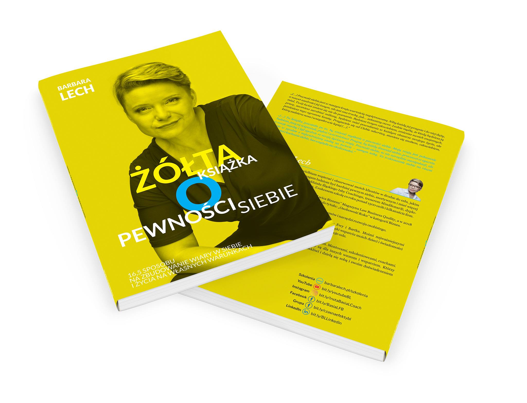 0c520f361a9fc1 książka pewność siebie - Barbara Lech